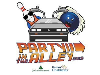 Junior Achievement Back to the Future Bowlathon