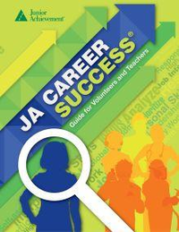 JA Career Success curriculum cover